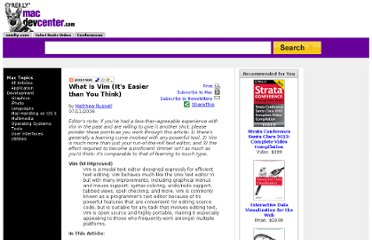 http://www.macdevcenter.com/pub/a/mac/2006/07/11/vim-is-easier-than-you-think.html?page=1