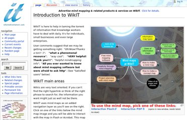 http://www.informationtamers.com/WikIT/index.php?title=Introduction_to_WikIT
