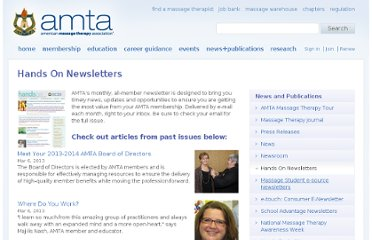 http://www.amtamassage.org/articles/5/HandsOn/index.html