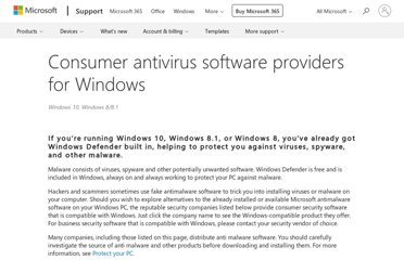 http://www.microsoft.com/windows/antivirus-partners/windows-vista.aspx
