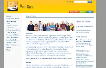 http://votesolar.org/who-we-are/