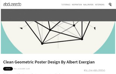 http://abduzeedo.com/clean-geometric-poster-design-albert-exergian