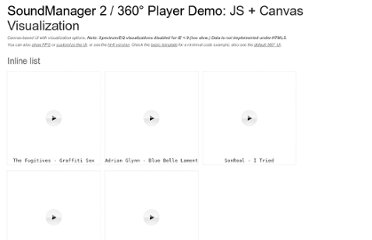 http://www.schillmania.com/projects/soundmanager2/demo/360-player/canvas-visualization.html