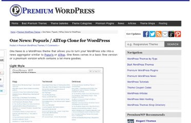 http://www.premiumwp.com/one-news-popurls-alltop-clone-for-wordpress/