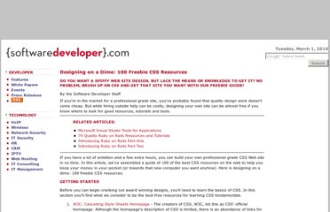 http://www.softwaredeveloper.com/features/designing-on-a-dime-060407/