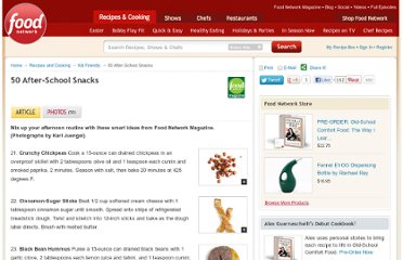 http://www.foodnetwork.com/recipes-and-cooking/50-after-school-snacks/page-3.html