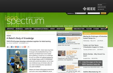 http://spectrum.ieee.org/robotics/artificial-intelligence/a-robots-body-of-knowledge