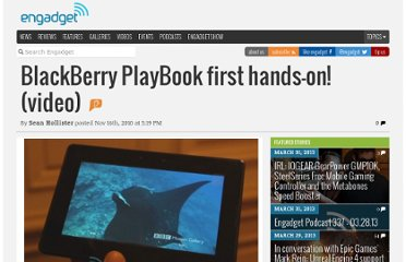 http://www.engadget.com/2010/11/16/blackberry-playbook-first-hands-on-video/