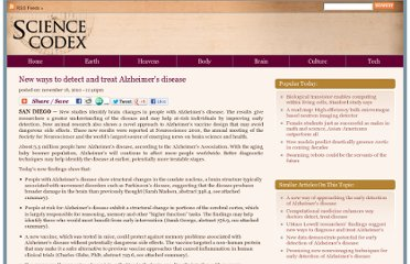 http://www.sciencecodex.com/new_ways_to_detect_and_treat_alzheimers_disease