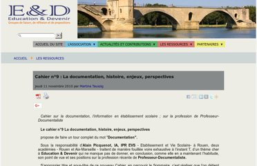 http://www.educationetdevenir.fr/spip.php?article305