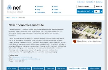 http://www.neweconomics.org/about/new-economics-institute