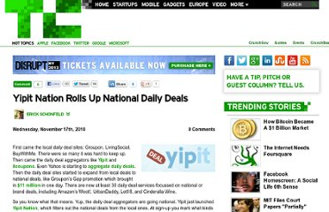 http://techcrunch.com/2010/11/17/yipit-nation-daily-deals/