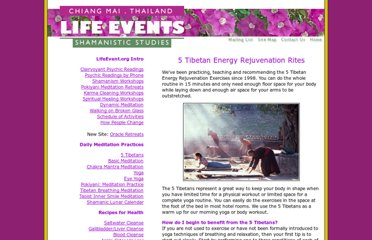 http://www.lifeevents.org/5-tibetans-energy-rejuvenation-exercises.htm