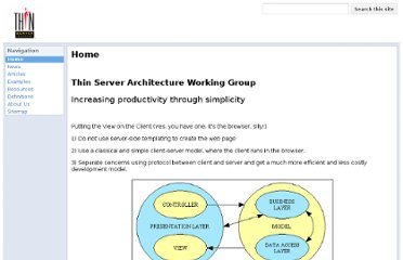 http://sites.google.com/a/thinserverarchitecture.com/home/