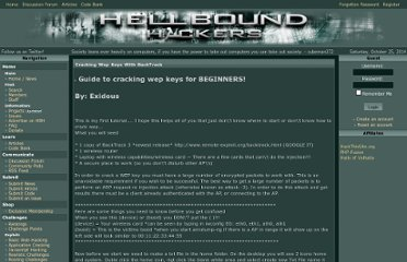http://www.hellboundhackers.org/articles/803-cracking-wep-keys-with-backtrack.html