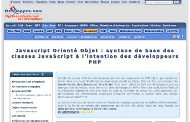 http://jpvincent.developpez.com/tutoriels/javascript/javascript-oriente-objet-syntaxe-base-classes-js-intention-developpeurs-php/