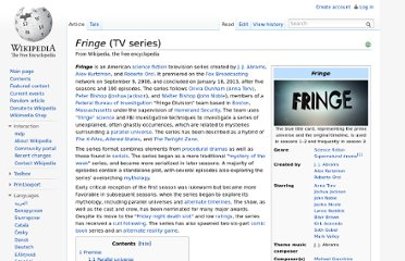 http://en.wikipedia.org/wiki/Fringe_(TV_series)