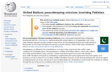 http://en.wikipedia.org/wiki/United_Nations_peacekeeping_missions_involving_Pakistan