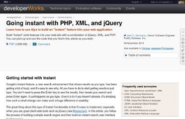 http://www.ibm.com/developerworks/opensource/library/x-instsearch/index.html