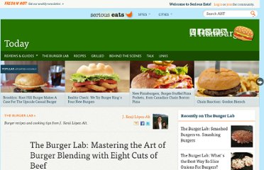 http://aht.seriouseats.com/archives/2009/10/the-burger-lab-best-burger-blend-profiles-of-eight-cuts-of-beef.html