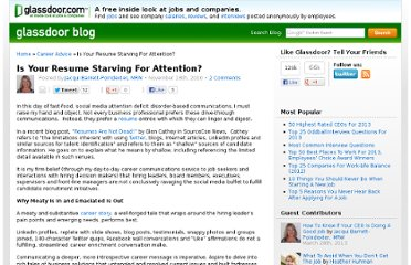 http://www.glassdoor.com/blog/resume-starving-attention/