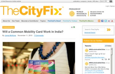 http://thecityfix.com/will-a-common-mobility-card-work-in-india/