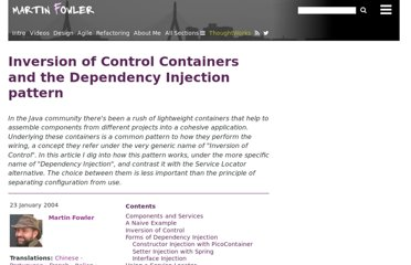 http://martinfowler.com/articles/injection.html
