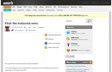 http://woork.blogspot.com/2008/01/flickr-like-horizontal-menu.html