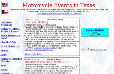 http://www.lets-ride.com/event/texas.htm