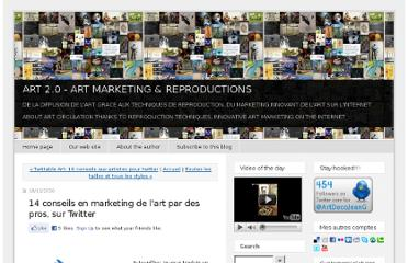 http://www.art2dot0.com/art/2010/11/14-conseils-en-marketing-de-lart-par-des-pros-sur-twitter.html