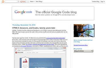 http://googlecode.blogspot.com/2010/11/html5-browsers-and-books-twenty-years.html