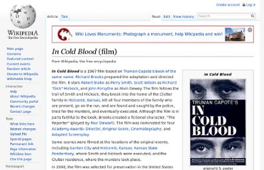 http://en.wikipedia.org/wiki/In_Cold_Blood_(film)
