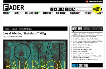 http://www.thefader.com/2010/11/18/loyal-divide-baladron-mp3/