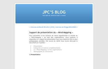 http://emapsfree.fr/2010/04/25/support-de-presentation-du-mind-mapping/