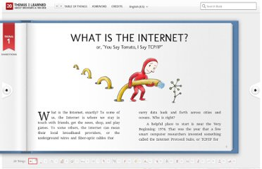 http://www.20thingsilearned.com/what-is-the-internet/1