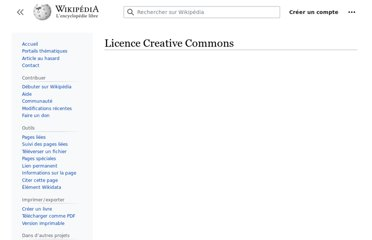 http://fr.wikipedia.org/wiki/Licence_Creative_Commons