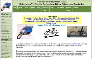http://www.electric-bikes.com/betterbikes/index.html