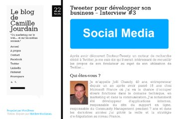 http://www.camillejourdain.fr/tweeter-pour-developper-son-business-interview-3/