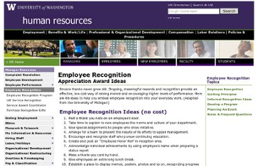 http://www.washington.edu/admin/hr/roles/mgr/ee-recognition/award-ideas