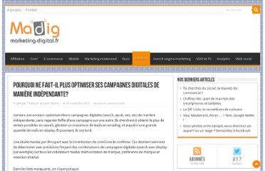 http://www.marketing-digital.fr/2010/11/optimiser-campagnes-digitales/