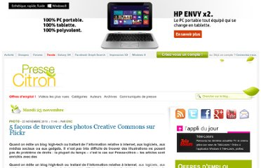 http://www.presse-citron.net/5-facons-de-trouver-des-photos-creative-commons-sur-flickr