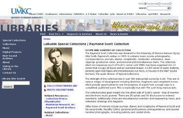 http://library.umkc.edu/spec-col-collections/scott