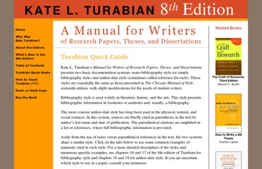 http://www.press.uchicago.edu/books/turabian/turabian_citationguide.html