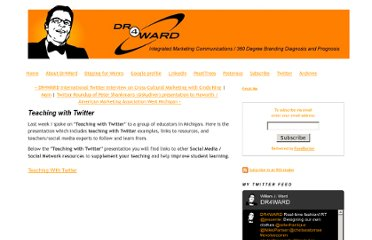http://www.dr4ward.com/dr4ward/2009/10/teaching-with-twitter-1.html