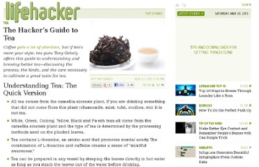 http://lifehacker.com/5697622/the-hackers-guide-to-tea