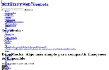 http://www.genbeta.com/multimedia/dropmocks-algo-mas-simple-para-compartir-imagenes-es-imposible