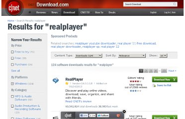 http://download.cnet.com/1770-20_4-0.html?query=realplayer&tag=srch%3Ba&searchtype=downloads&filterName=platform%3DWindows&filter=platform%3DWindows