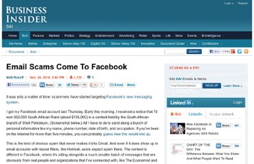 http://www.businessinsider.com/scam-email-comes-to-facebook-2010-11