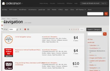 http://codecanyon.net/category/javascript/navigation