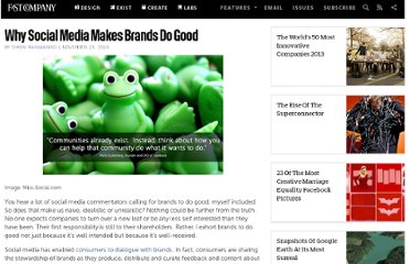 http://www.fastcompany.com/1704854/why-social-media-makes-brands-do-good